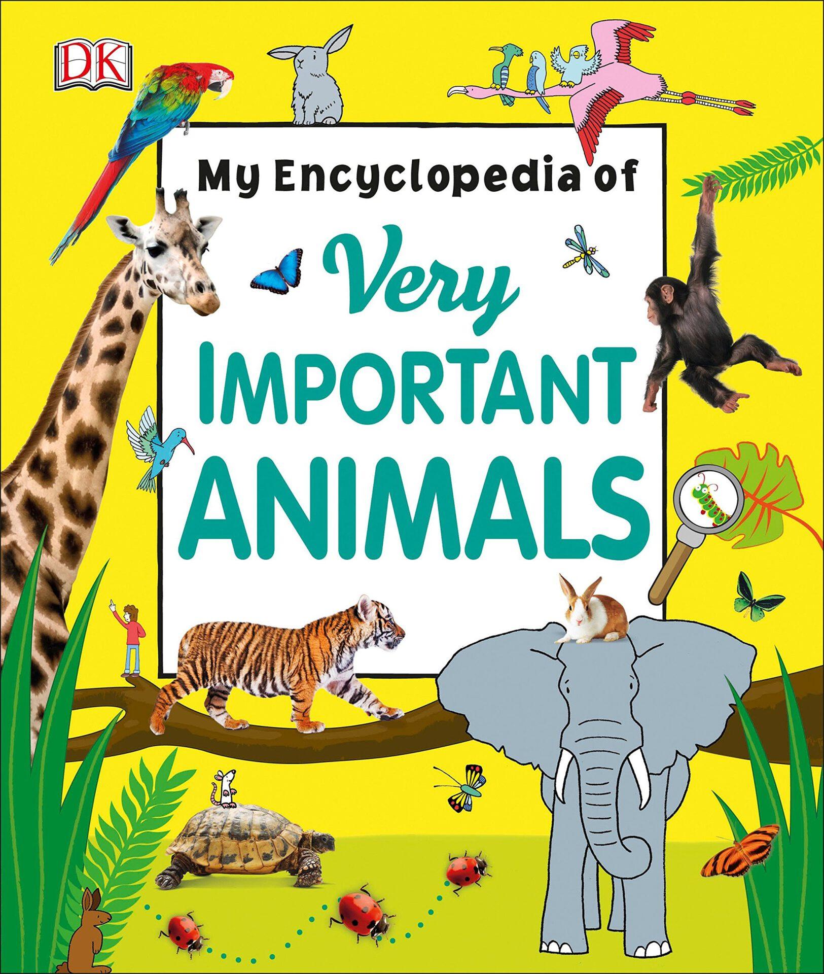 My Encyclopedia of Very Important Animals