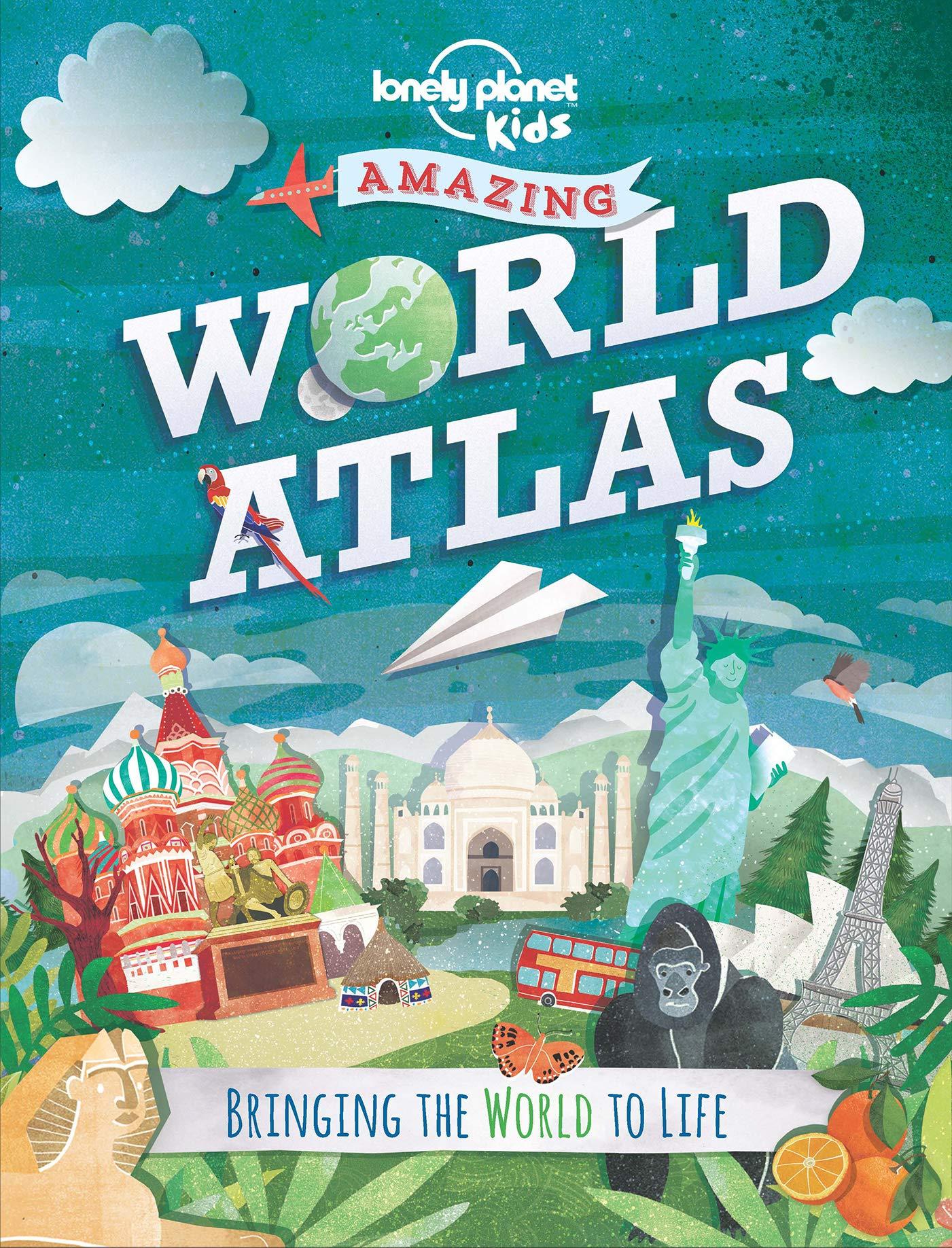 Amazing World Atlas : Bringing the World to Life
