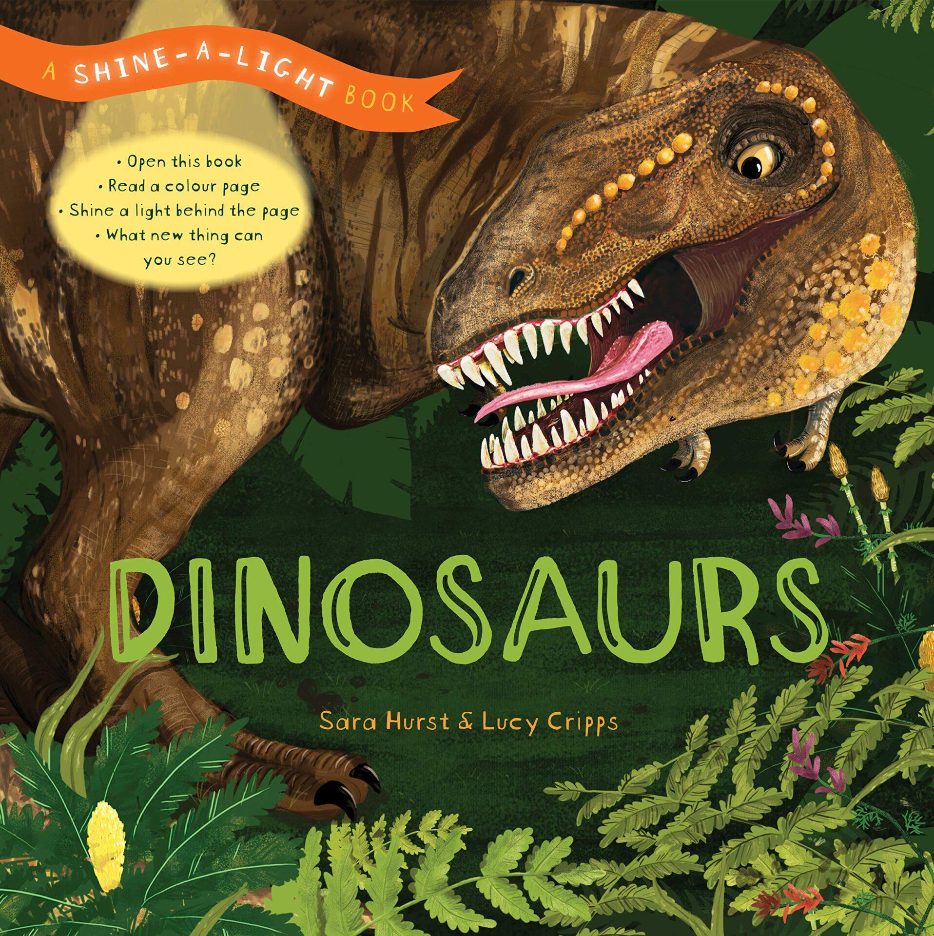 Shine-A-Light: Dinosaurs