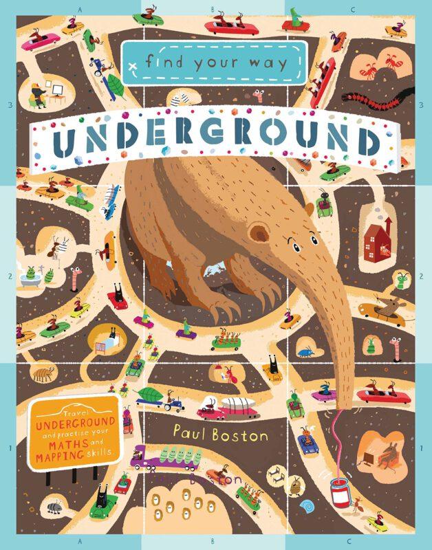 Find Your Way Underground