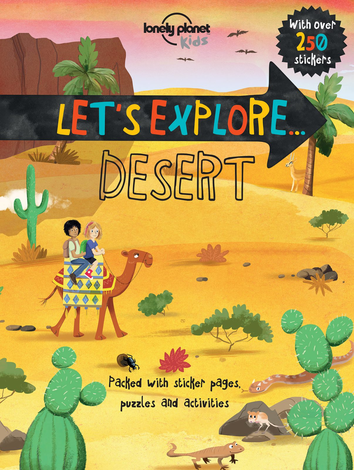 Let's Explore... Desert