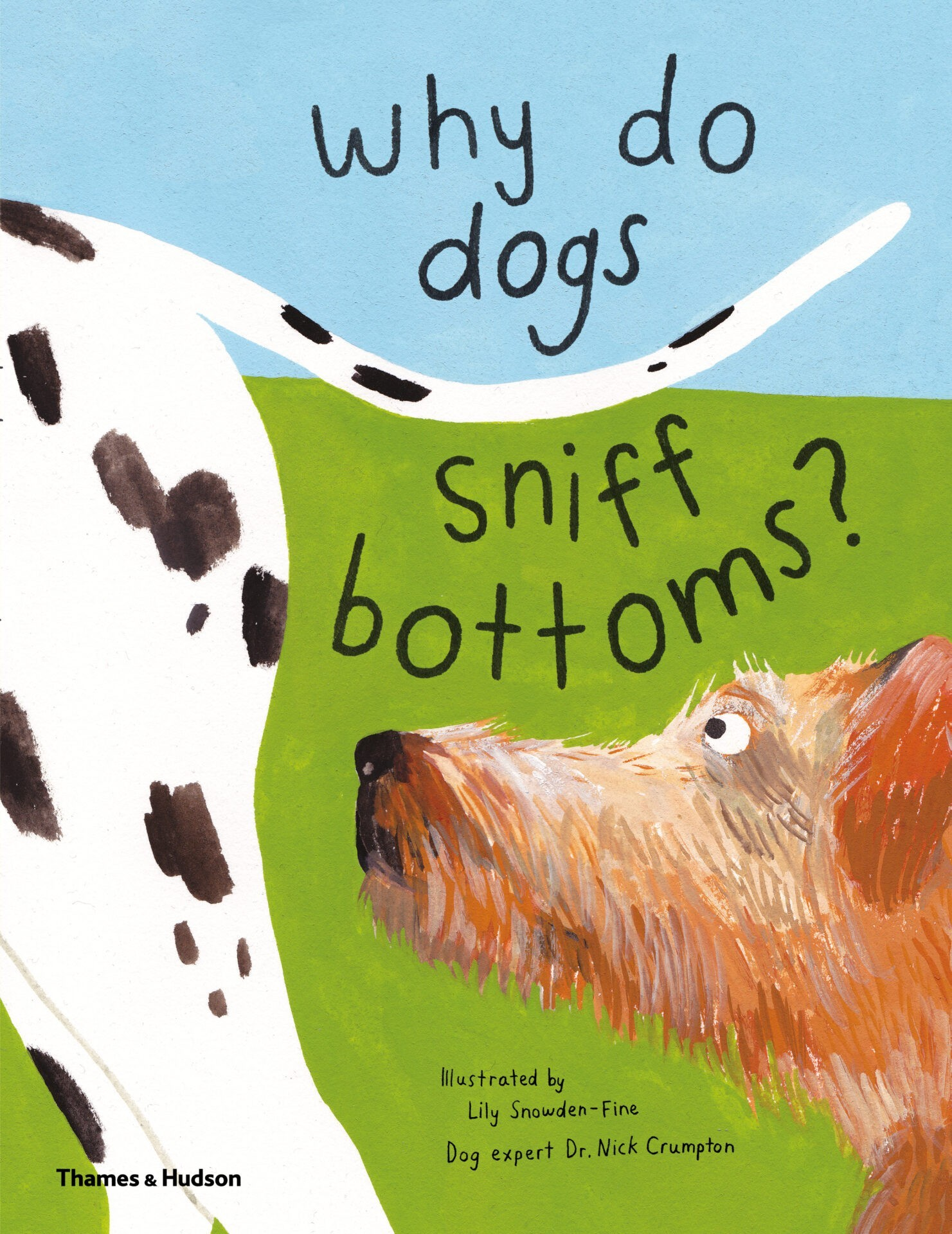 Why Do Dogs Sniff Bottoms?: Curious Questions About Your Favourite Pet