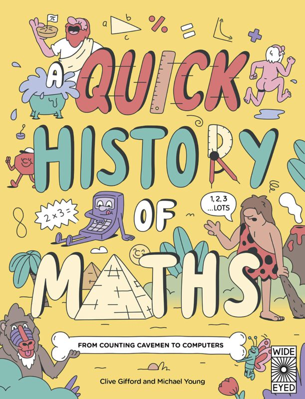 A Quick History of Maths